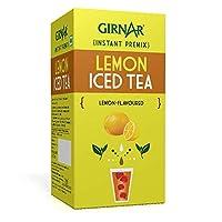 Girnar Lemon Ice Tea. 5 single serve sachets