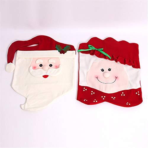 FANG-STUDIO Les couvertures de Noël sont Faites à la Main, Beaux-Parents, 1 Paire