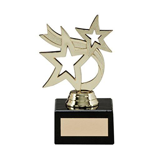 Hunter Gold Star Achievement Trophäen, 9,5 cm (3,75 Zoll)