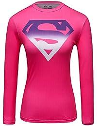 Cody Lundin T-shirt féminin T-shirt à manches longues T-shirt sportif Collants formant des sports Vêtements pour femmes pour le yoga