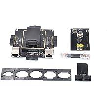 Allsocket Dr. Fix 6in1eMMC Tool, adattatore per riparazione eMMC scatole EMMC153/169, EMCP221, EMCP162/186, EMCP529lettore di lavoro con Ufi box/easy-jtag Riff 2box/Box/eMMC Pro/ATF programmatore