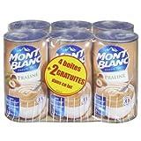 MONT BLANC Creme Dessert Praliné 4x570g + 2 Gratuits