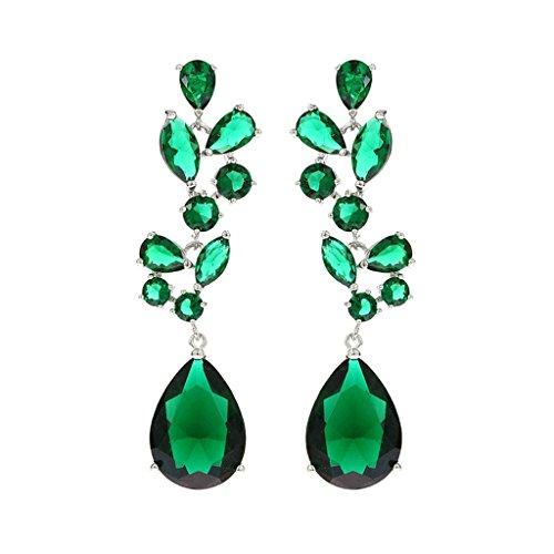 anazoz-bijoux-femme-boucles-doreilles-fantaisie-or-blanc-pendants-doreilles-incruste-cristal-autrich