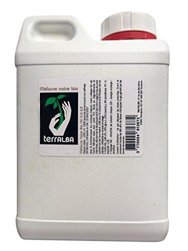 Mélasse noire bio 1 litre