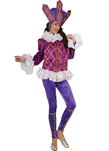 Kostüm Damen Elfe, Wichtel (Lutin Du Pere Noel Kostüm)