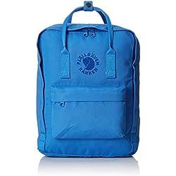 FJÄLLRÄVEN Re-Kånken Mochila, Unisex Adulto, Azul (Un Blue), 24x36x45 cm (W x H x L)
