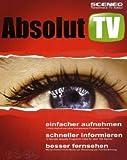 Sceneo AbsolutTV. CD-ROM für Windows Vista/XP
