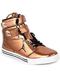 Men Casual Copper Casual Dancing Shoes :: Appe-00285