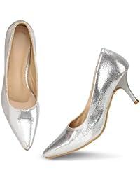 FASHIMO Comfortable High Heel Ballerinas Collection for Women and Girls