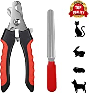 PetVogue Dog Nail Cutter, Pet Nail Clipper,Claw & Nails Clippers Grinder Trimmer for Small, Medium, Large