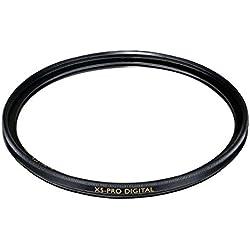 B+W 1066125 - Filtro UV con diámetro de 77 mm, negro