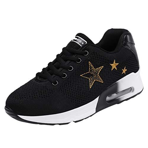 Casual Shoes Breathable Sport Low-Top Running Shoes Fashion Sportschuhe Damenschuhe und Herrenschuhe Laufschuhe Elastische Sneakers ()