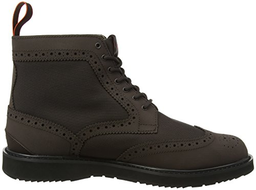 Swims Barry Brogue High, Bottines à doublure froide homme Brown (Brown/Brick)