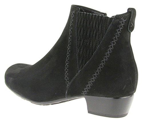 Gabor 56-642 bottes & bottines femme Black