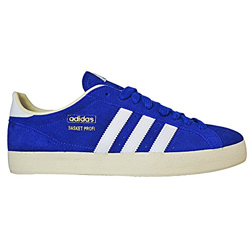 Adidas Hommes Baskets Bleu/blanc