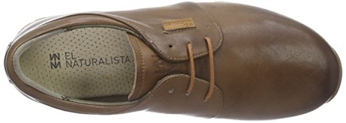 El Naturalista Walky, Baskets Basses Mixte Adulte Marron - Marron