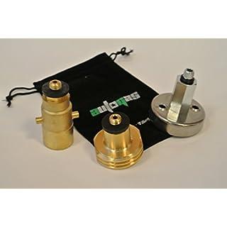 Tankadapter Adapter LPG Autogas Set M10 3 Stück+Adaptertasche