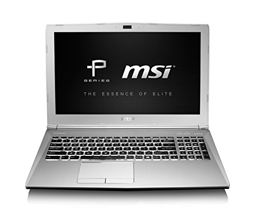 MSI Pl60 7Rd-013 Professional Laptop Core I7-7500U Gtx1050 2G 8Gb Ram 1Tb Win10 15 6  Silver