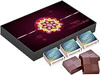 ChocoCraft Unique Raksha Bandhan Gifts for Brothers 6 Chocolate Box