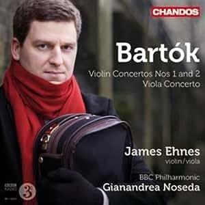Bartók: Violinkonzerte 1 & 2/Violakonzert
