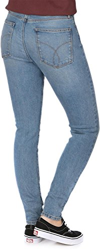 Calvin Klein Jeans High Rise Skinny Ankle W Vaquero bison