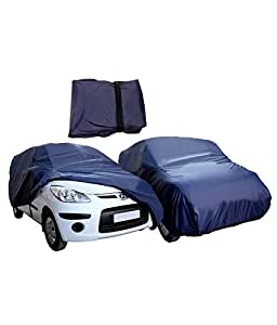 JMJW & SONS - Waterproof Parachute Blue Car Body Cover for TATA INDIGO CS