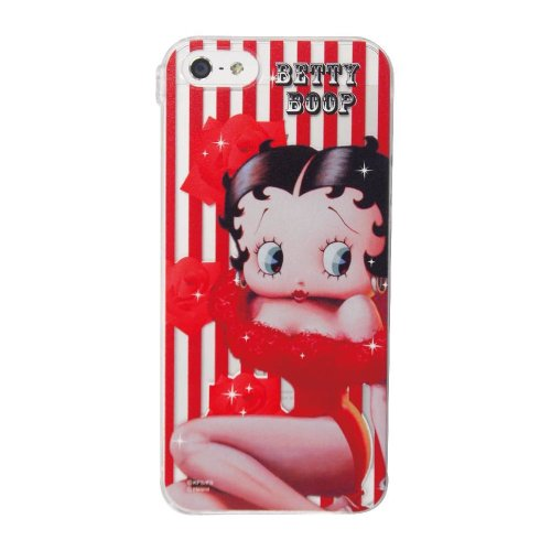 Giacca shell collezione Betty Boop iPhone5 dedicato Mystic BT-20A (japan import)