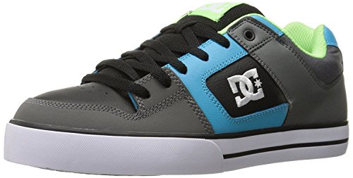 dc-pure-grey-blue-green-leather-mens-skate-trainers-shoes-9