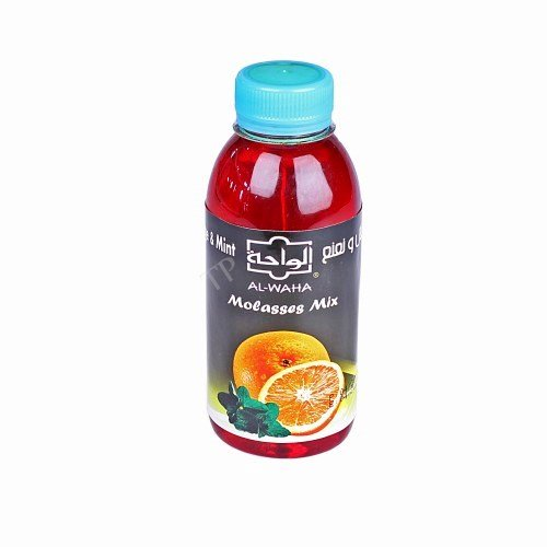 Al Waha Molasse Orange-Minze 250ml
