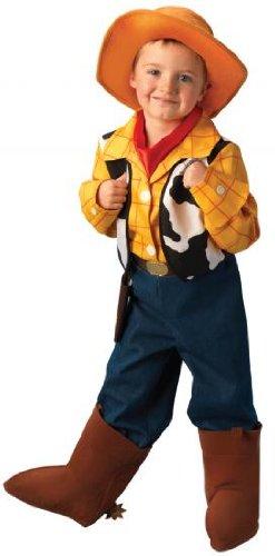 Jungen-Kostüm Woody TM aus Toy Story TM - 5-6 Jahre (Woody Kleinkind Kostüme)