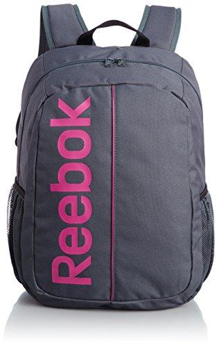 Reebok 302513291 - Mochila de senderismo, color Gris - gris, tamaño -