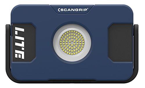 Preisvergleich Produktbild Scangrip 03.5631 FLOOD LITE M Akku-LED-Baustrahler mit USB-Powerbank