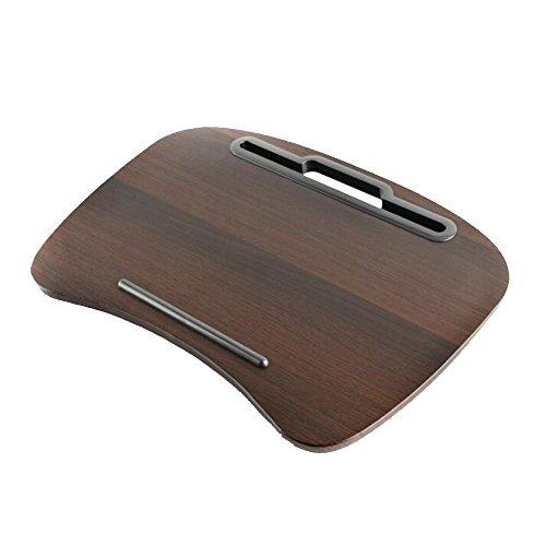 Kontur-knie Kissen (YXF-Metallklapptisch 16-Zoll-Multifunktions faul Laptop Tisch Kissen Kissen Mini Computer Schreibtisch auf dem Knie platziert Runde Schreibtisch Mini-Tablet mit Schwamm Kissen, einfach zu bedienen, tr)