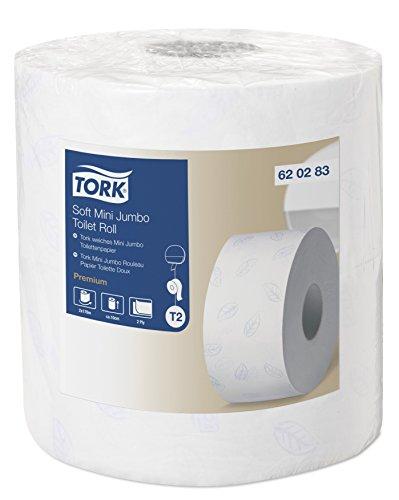 tork-620283-papier-toilette-mini-jumbo-doux-premium-blanc-2-plis-lot-de-2-rouleaux-2-x-850-feuilles