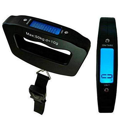 Pèse-bagages numérique portable avec sangle