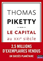 Le Capital au XXIe siècle de Thomas Piketty
