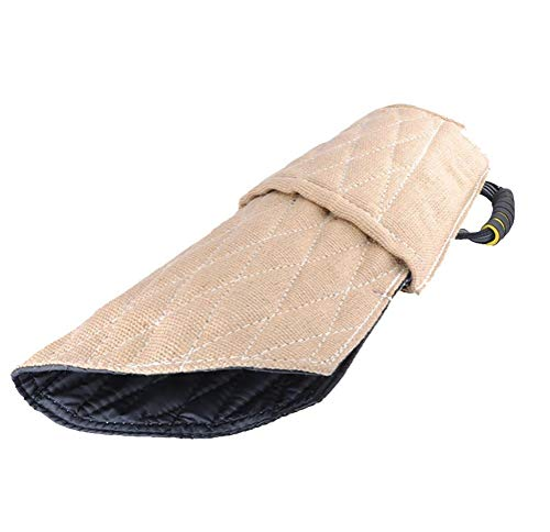 GLJY Hülsenhunde-Trainingsschutz, Dog Training Bite Sleeve Intermediate Bite Sleeve für mittlere große Hunde