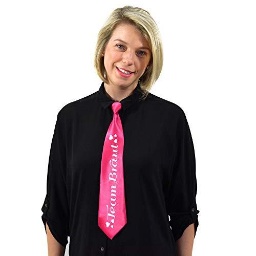 JGA Krawatten, pink