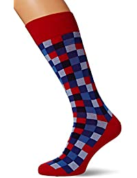 Hackett London Multi Block Socks, Calcetines para Hombre