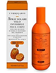 Transparent solaire en spray SPF 50150ml