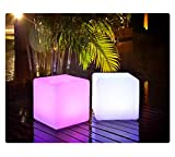 Cubo LED con USB incluso Cubo luminoso Dado luminoso Marchio PRECORN