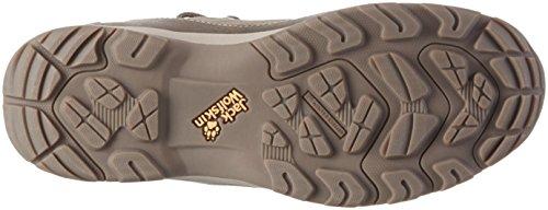 Jack Wolfskin Thunder Bay Texapore High W, Chaussures de Randonnée Hautes Femme Beige (Siltstone 5116)