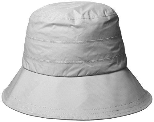 Marmot Damen Wm's PreCip Petal Hat Mütze, Platinum, S/M Platinum Petal