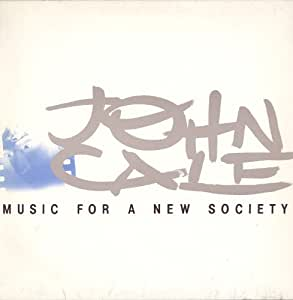 Music for a new society (1982) [VINYL]