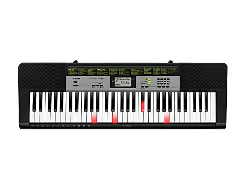 Casio lk-135 61 KEYS BLACK Digital Piano – Digital Pianos (5.5 W, 946 mm, 307 mm, 92 mm, 3.5 kg, 6.3 mm)