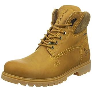 Panama Jack Amur Gtx C4 Napa, Men's Ankle Boots, Yellow (Tage), 8 UK