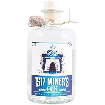 1517 Miner's Gin 42% Vol. (1x 0.5l)