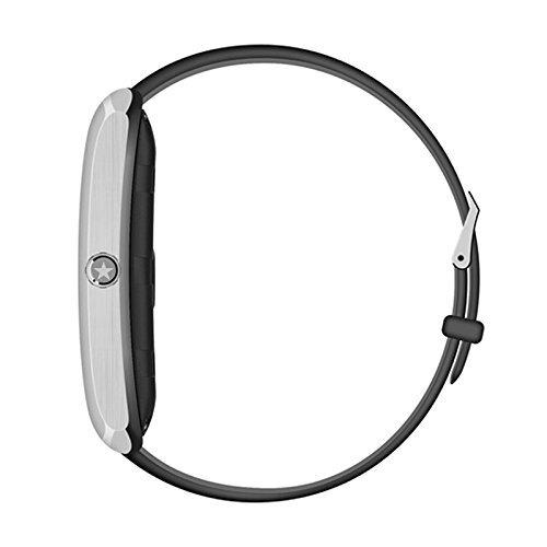 Zeblaze Cosmo–Reloj inteligente Bluetooth–impermeable, Android y iOS apoyo, monitor de frecuencia cardiaca,...