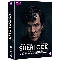 Sherlock - L'intégrale des saisons 1 à 4 & épisode spécial : L'Effroyable mariée