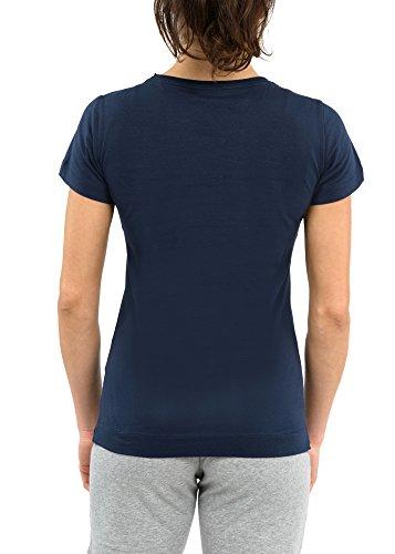 Champion, Damen Shirt Blau